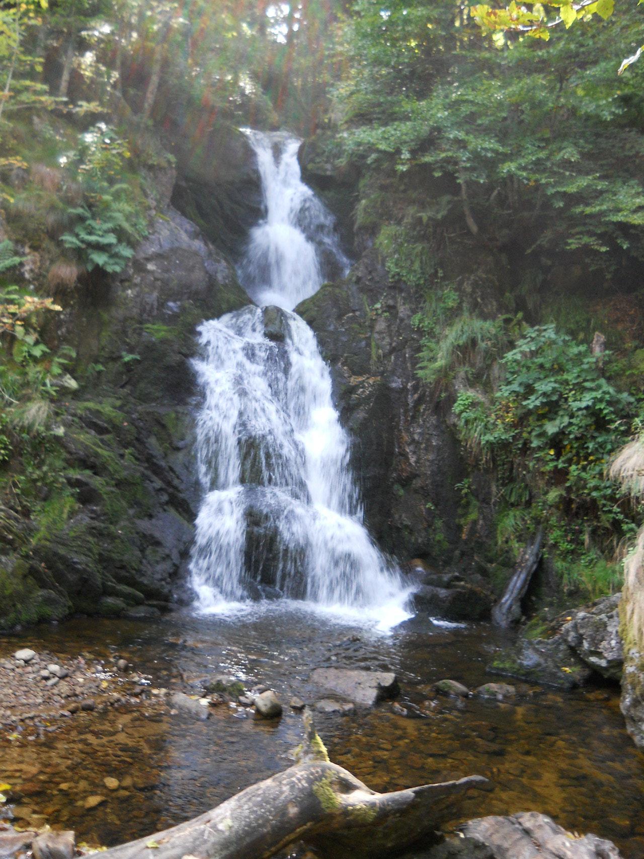 Cascade de Chorsin
