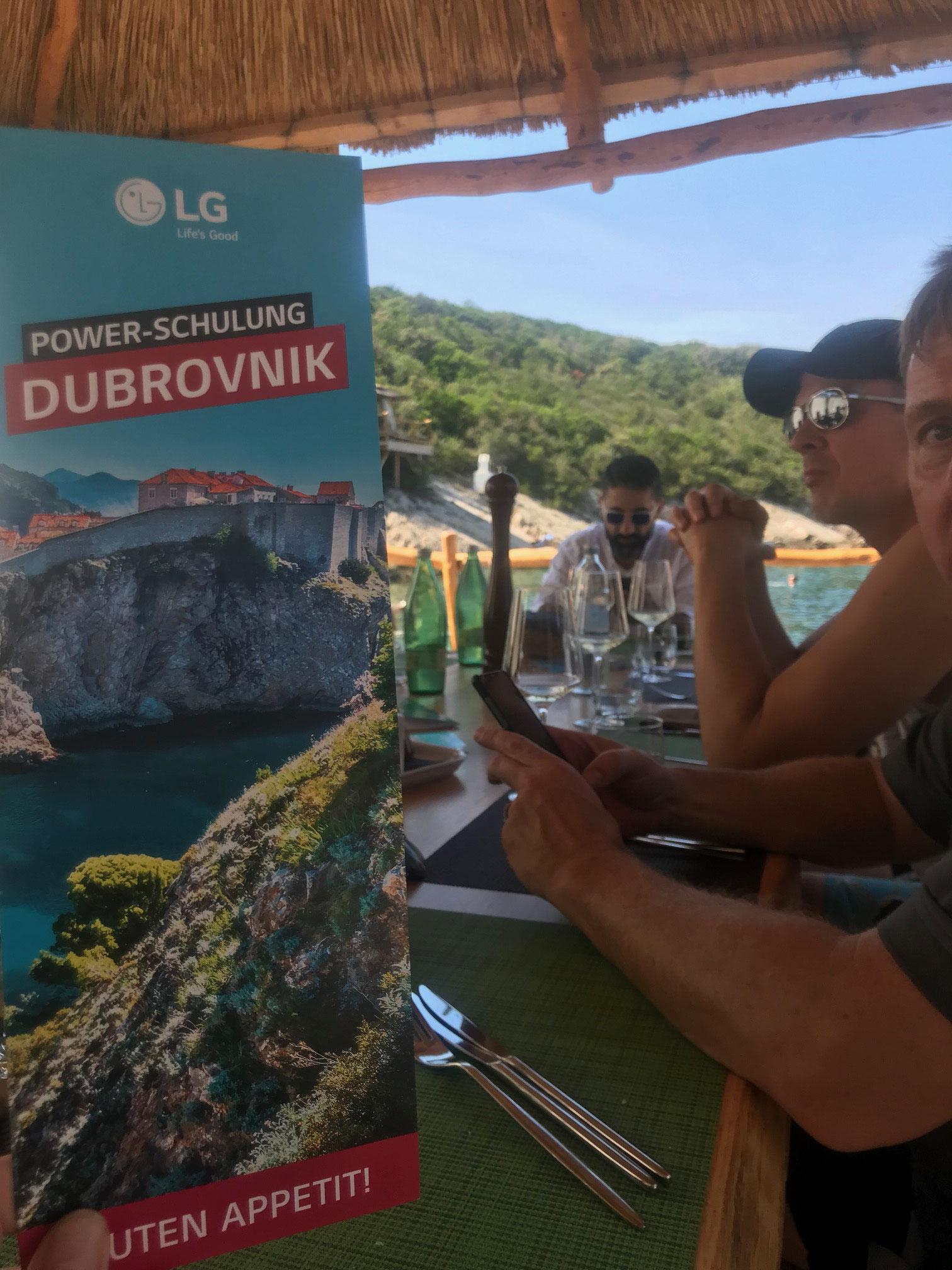 LG Electronics & Expert - Expertentage Produktschulung, 2018, Dubrovnik