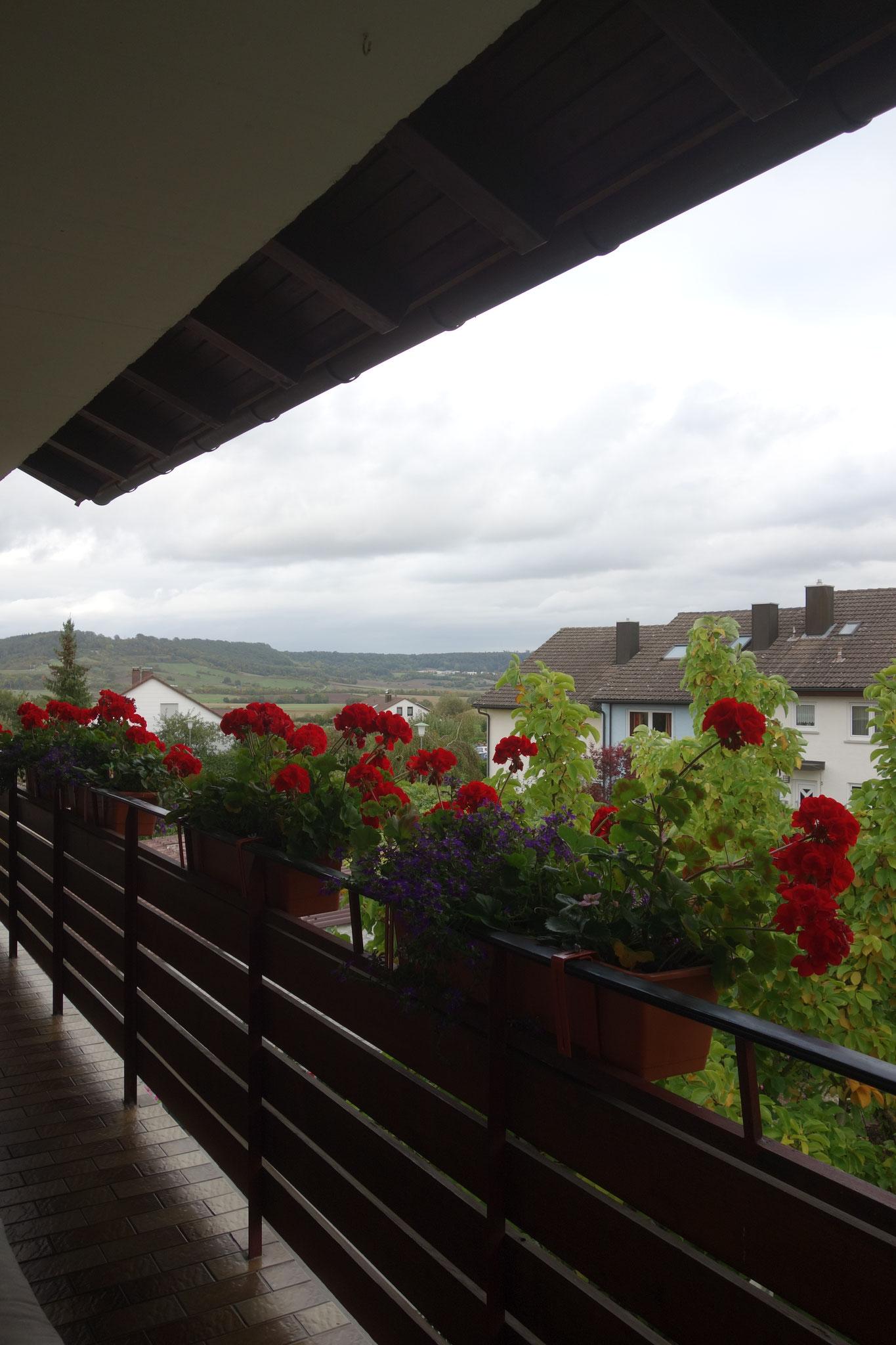 FEWO Guilbeault Aussicht Balkon