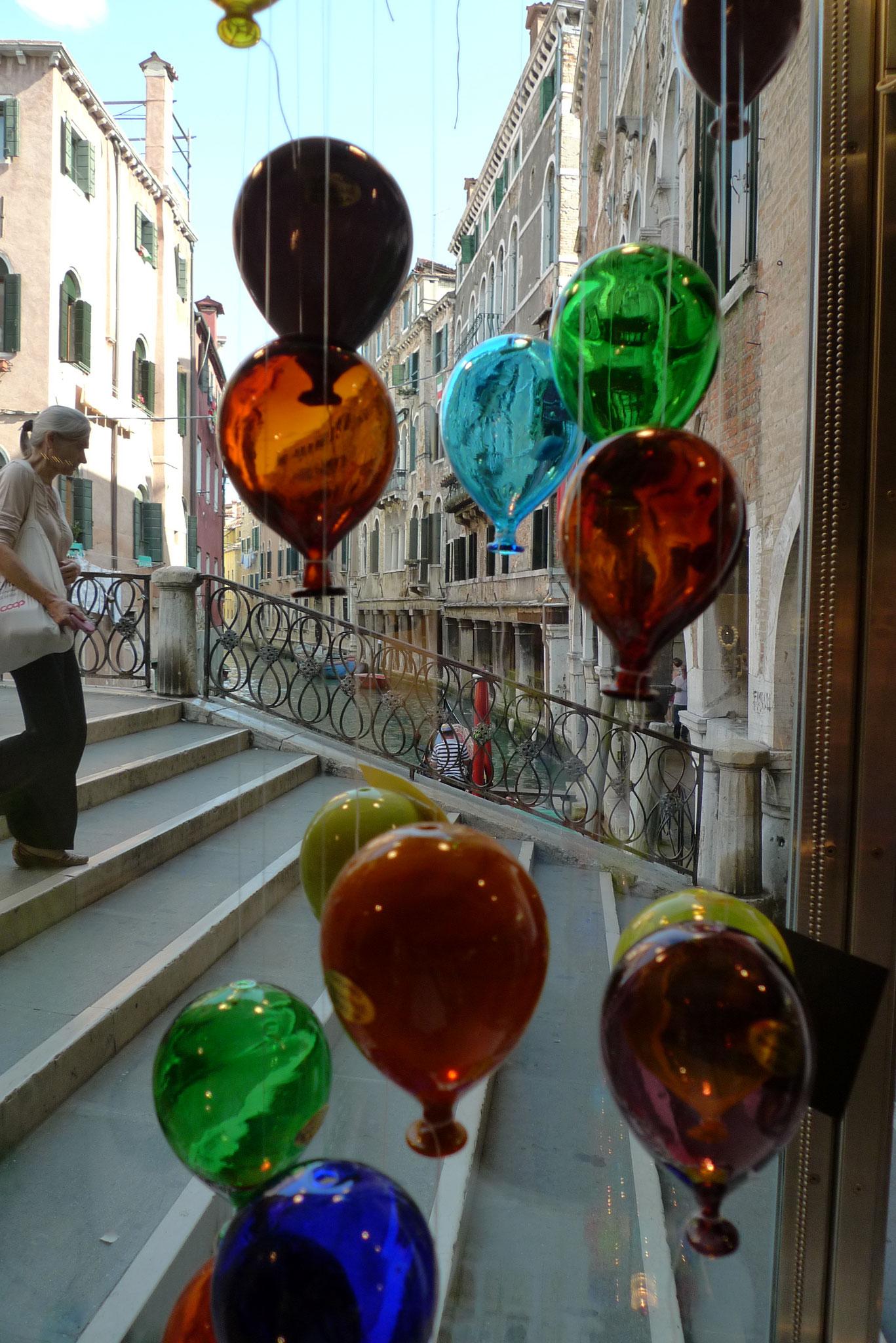 More Murano glass, Venice