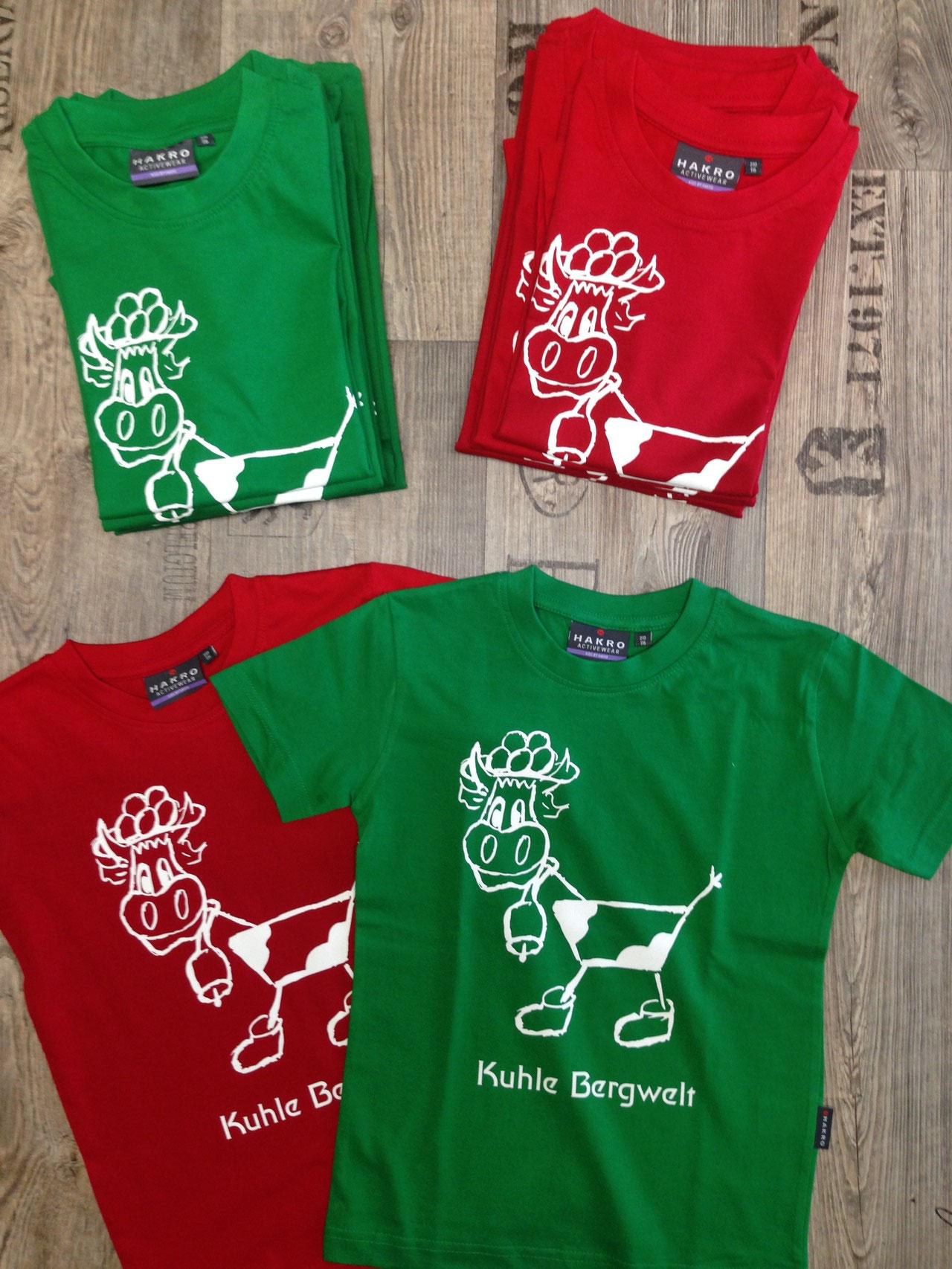 Dies Shirts sind erhältlich im Talladen in Todtnau.