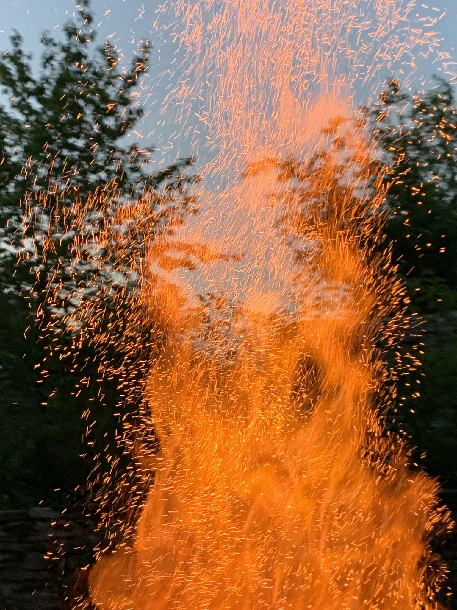 RAKU - Burn