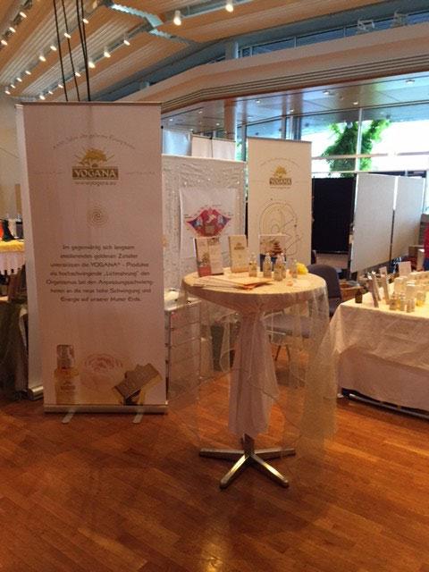 Goldzaubers Stand am Litios Engel-Event in Friedrichshafen am Bodensee, im September 15