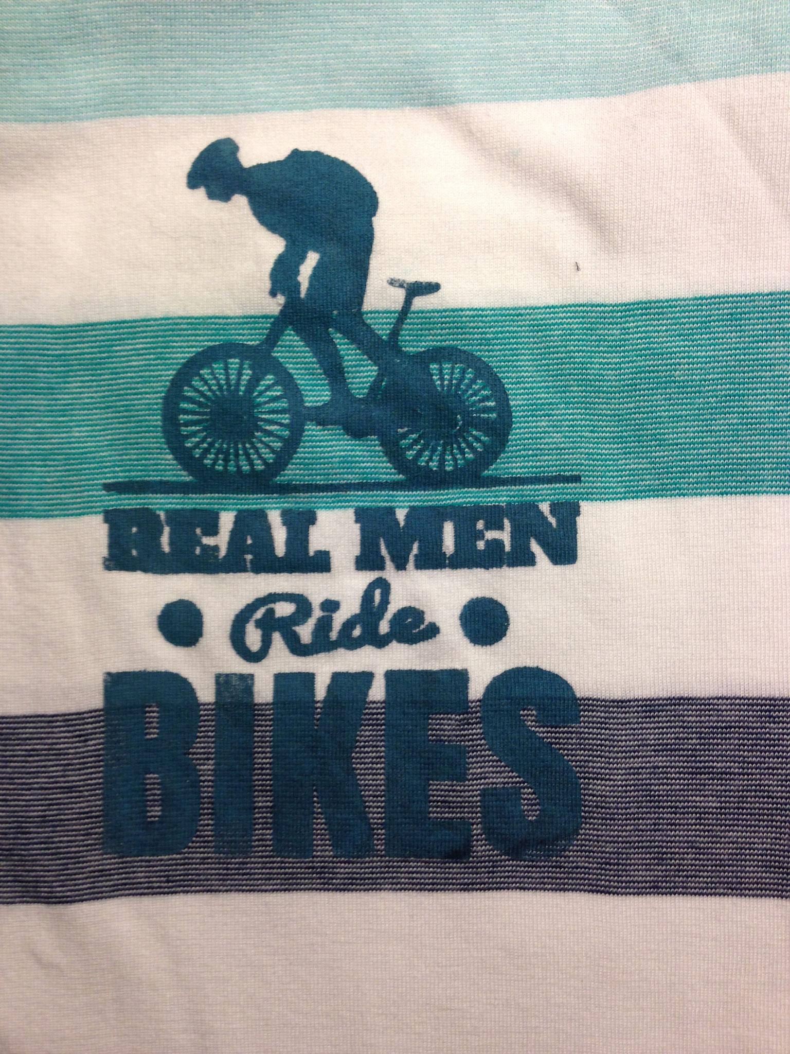 Shirt-Druck Bike