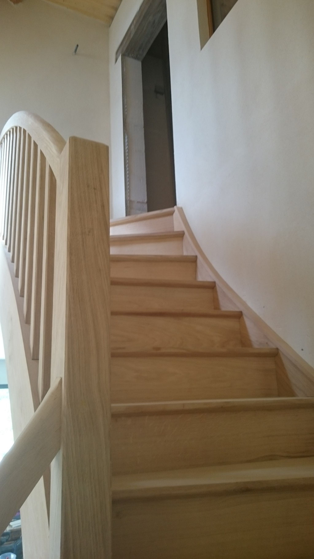 Menuiserie site de charpentevincent for Amenagement escalier interieur