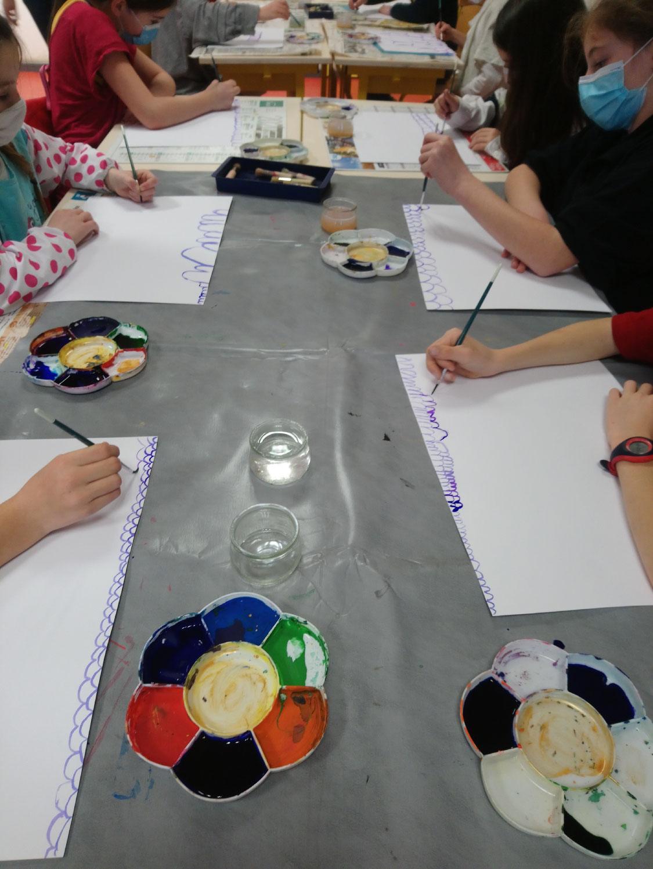 Ecole primaire publique Fée Viviane, Iffendic - Classe de CM1 - CM2