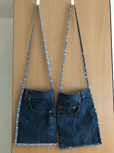 Täschli aus Jeans
