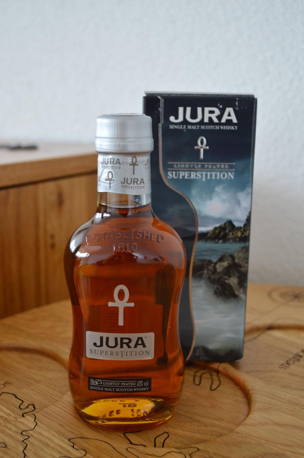 ISLANDS - Jura -