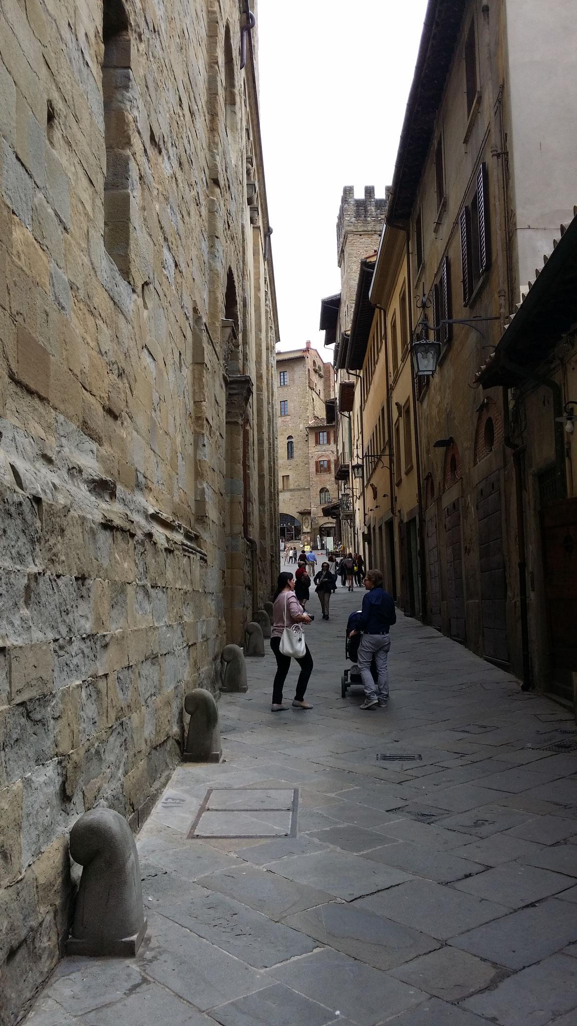 Altstadt Arezzo