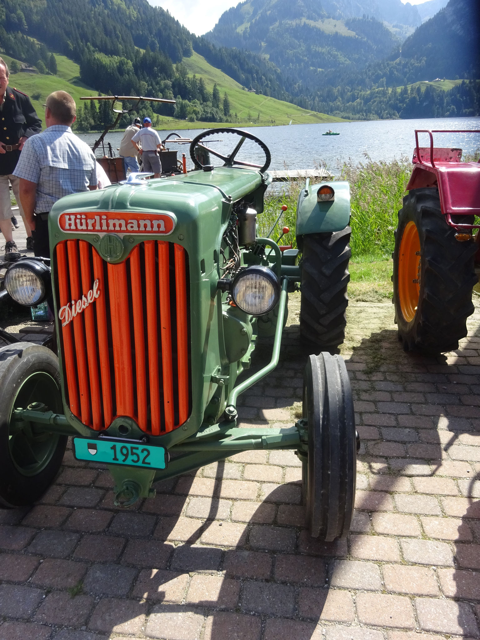"""20 Jahre """"Verein Feuerwehrspritze 1926"""" 2019"""