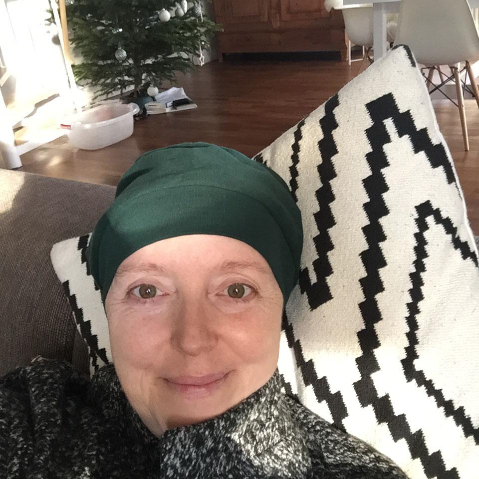 Noch am Anfang der Chemo.