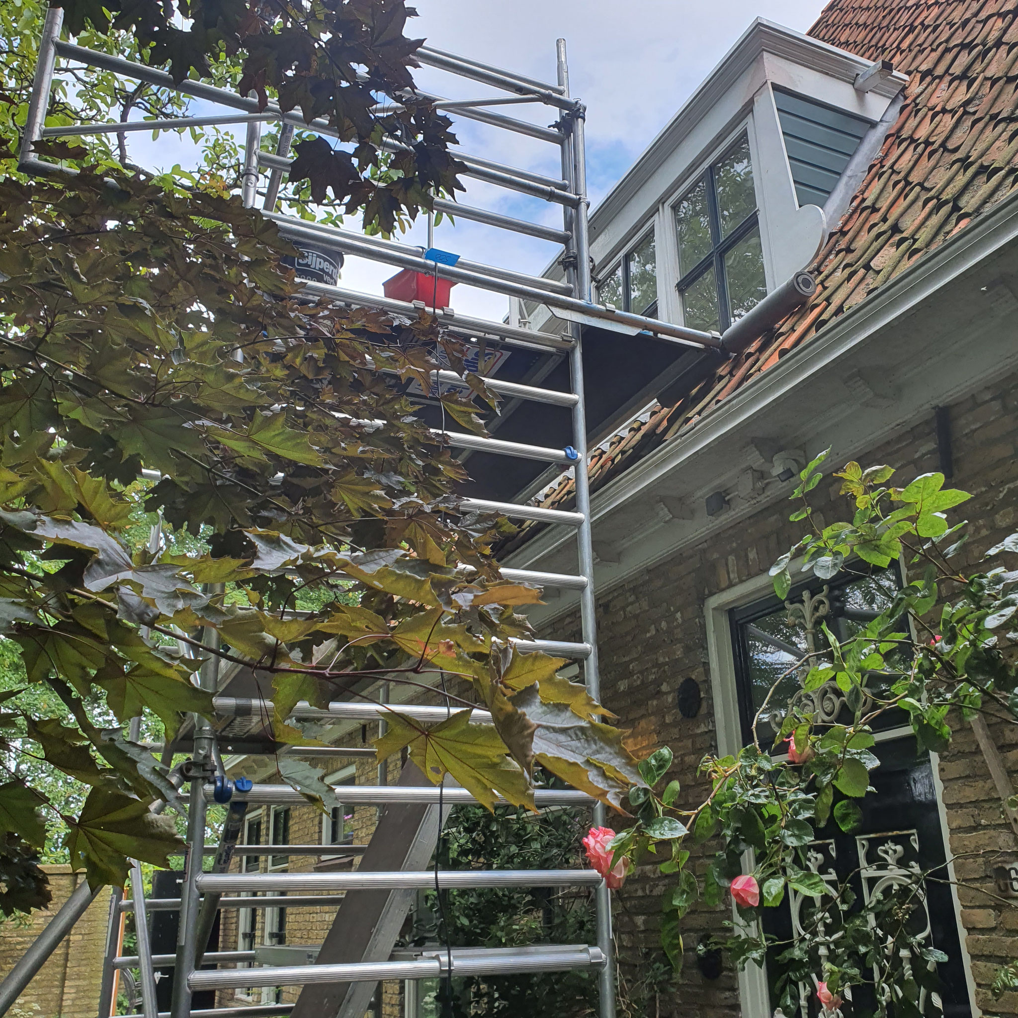 renovatie dakkapel