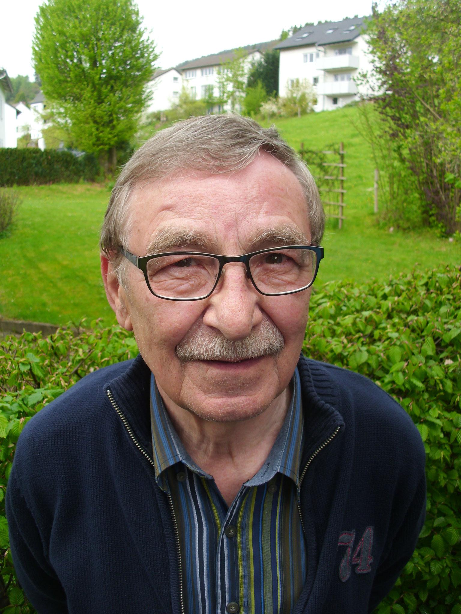 Siegfried Nowitzki (2. Schriftführer)