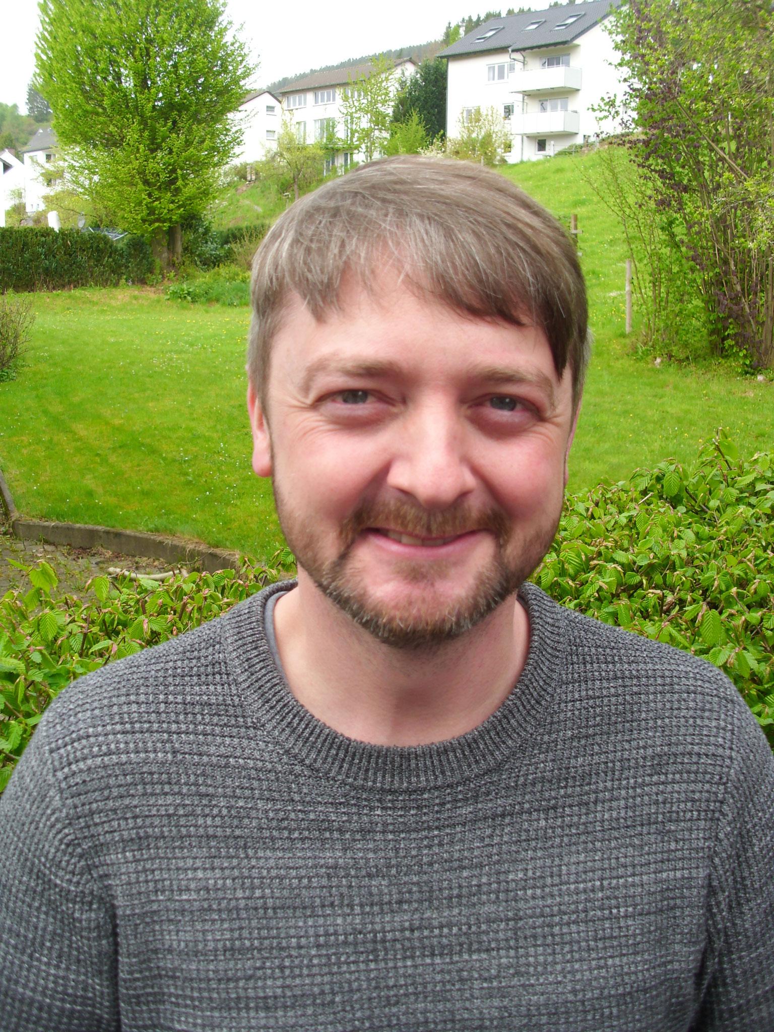 Thorsten Kenter (1. Kassierer)