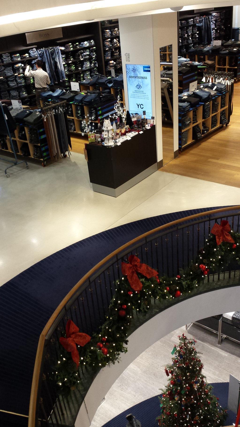 Adventsmarkt bei HIRMER - Dezember 15