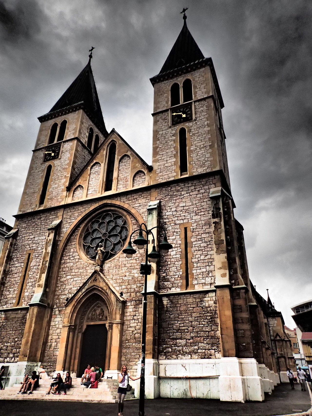 Srca Isusova Cathedral