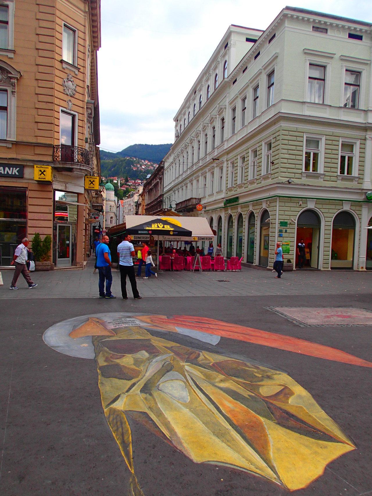 Street painting