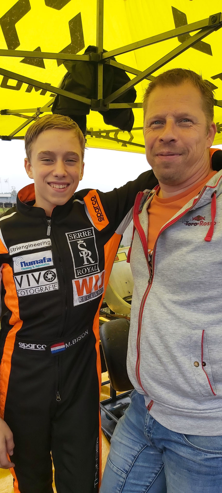 me and my mechanic dad