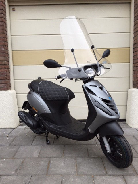 Piaggio Zip Kappen Set Collections 2 Wielers