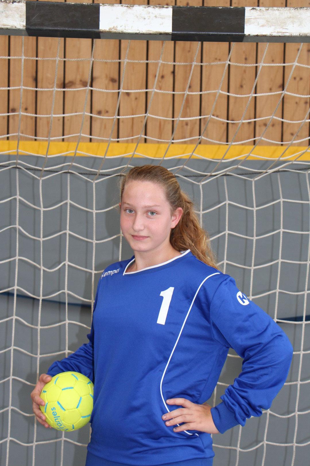#1 Emily Klingauf