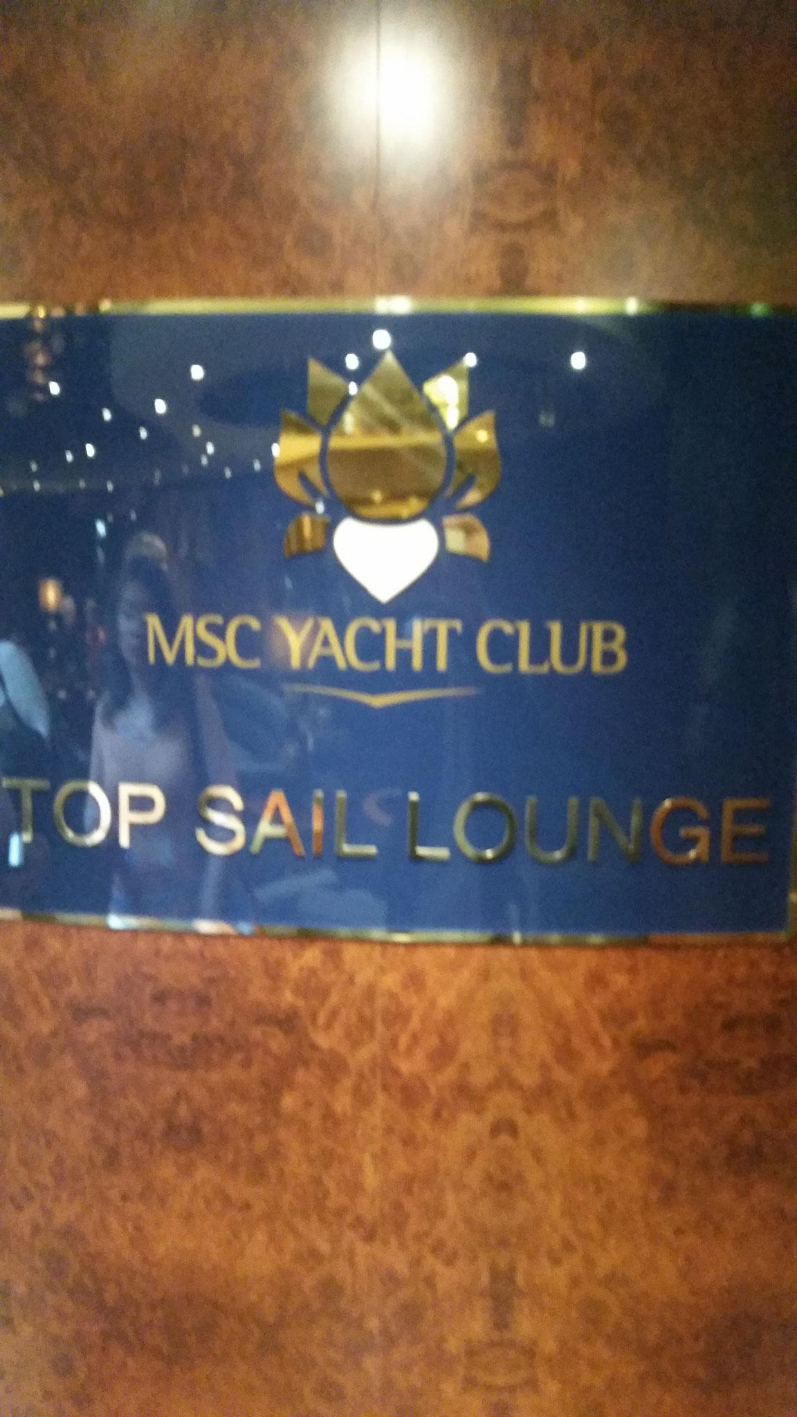 MSC Yacht Club (exclusiv für Suiten Gäste)