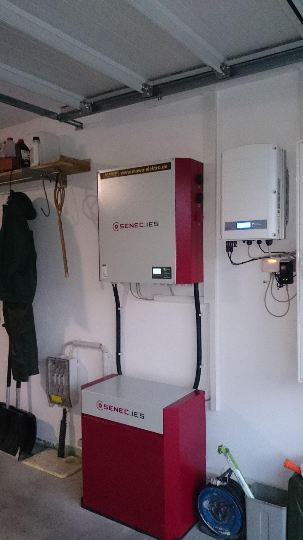 8 kW Speicher G2 in Grünheide