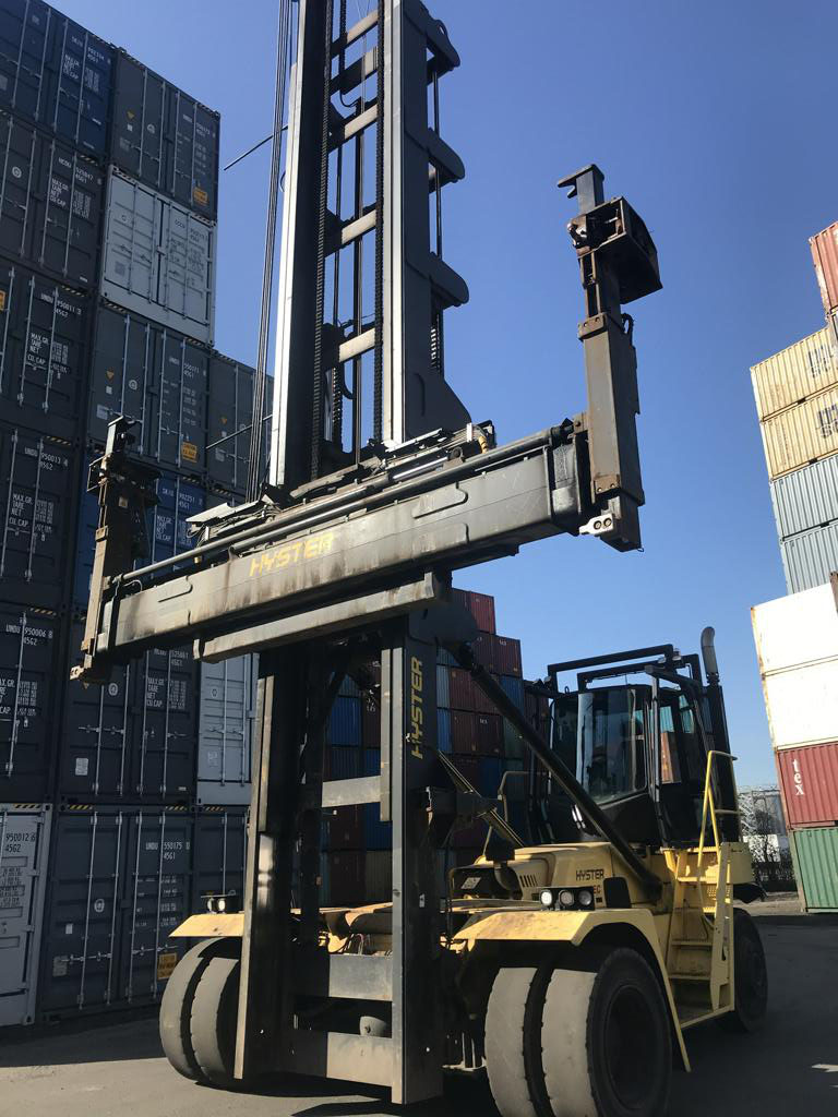 container forklift Hyster H23XM-12EC year 2016