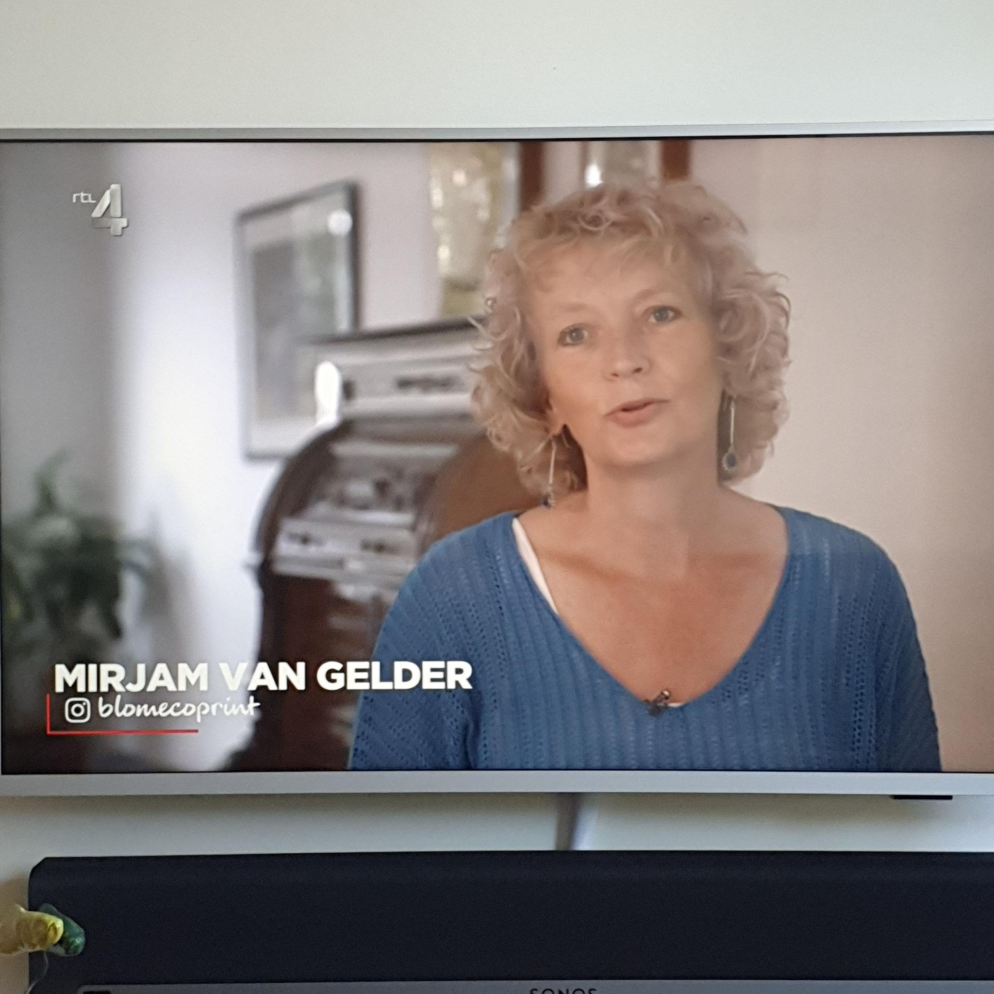 Blom op TV uitzending Eigen Huis & Tuin Lekker Leven - 28 september 2021