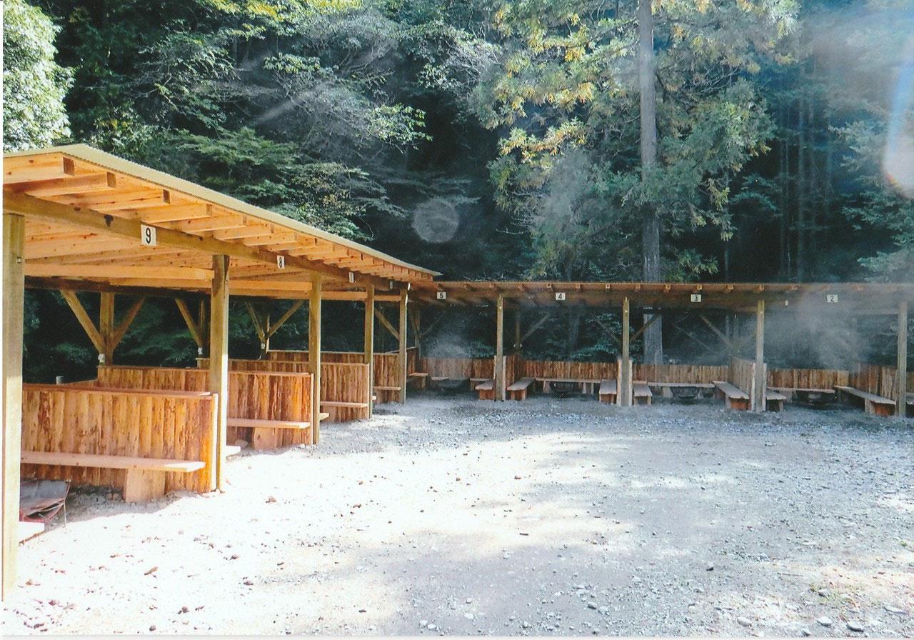 有 間 渓谷 観光 釣り場