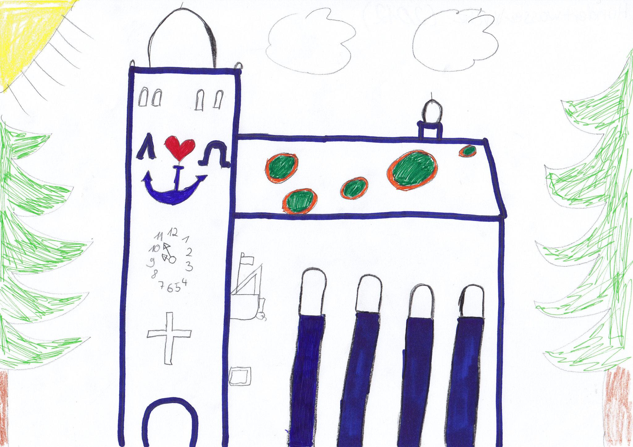 Hundertwasser-Kirche