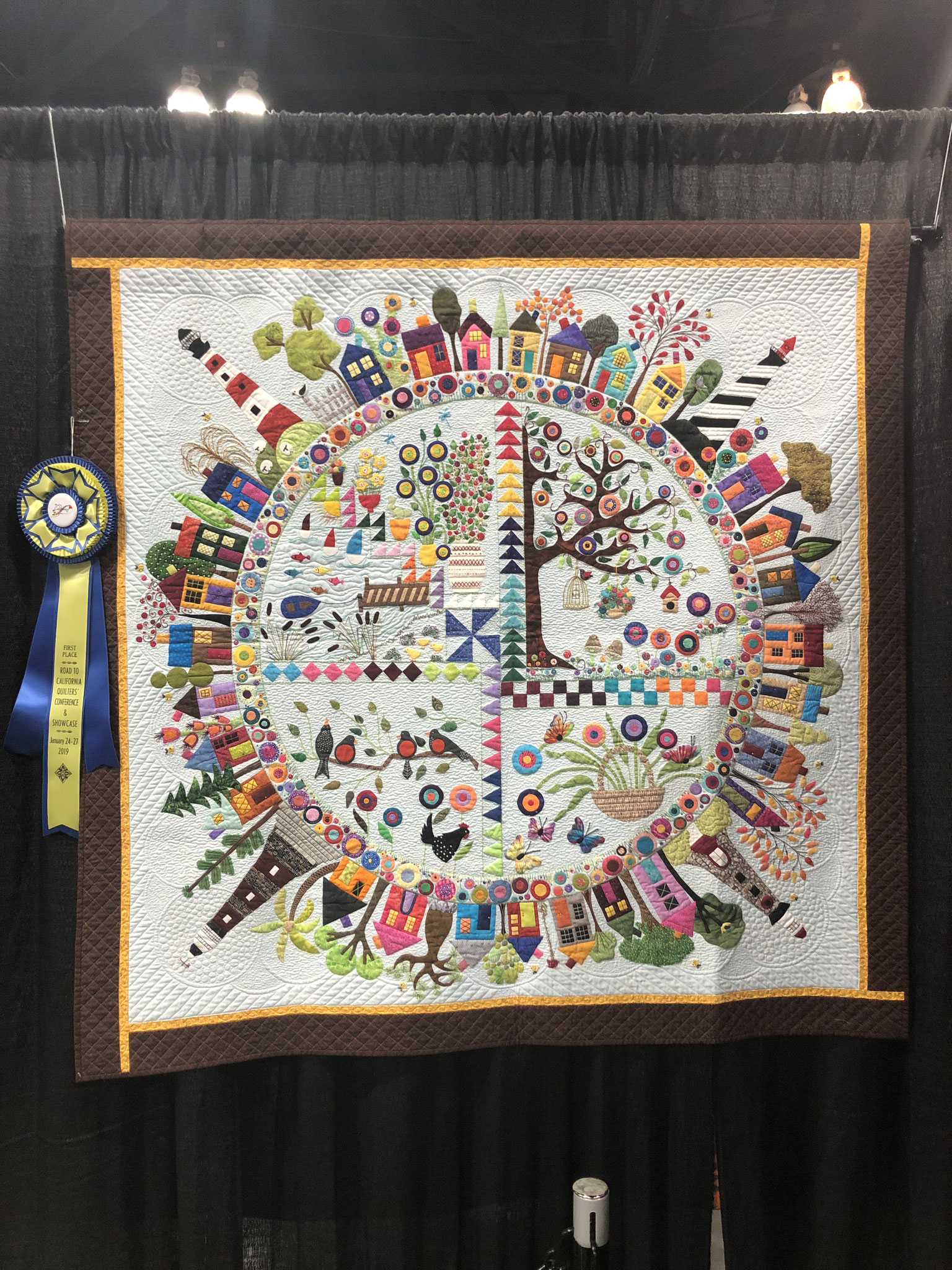 Show and Share -- May 2019 - Coachella Valley Quilt Guild