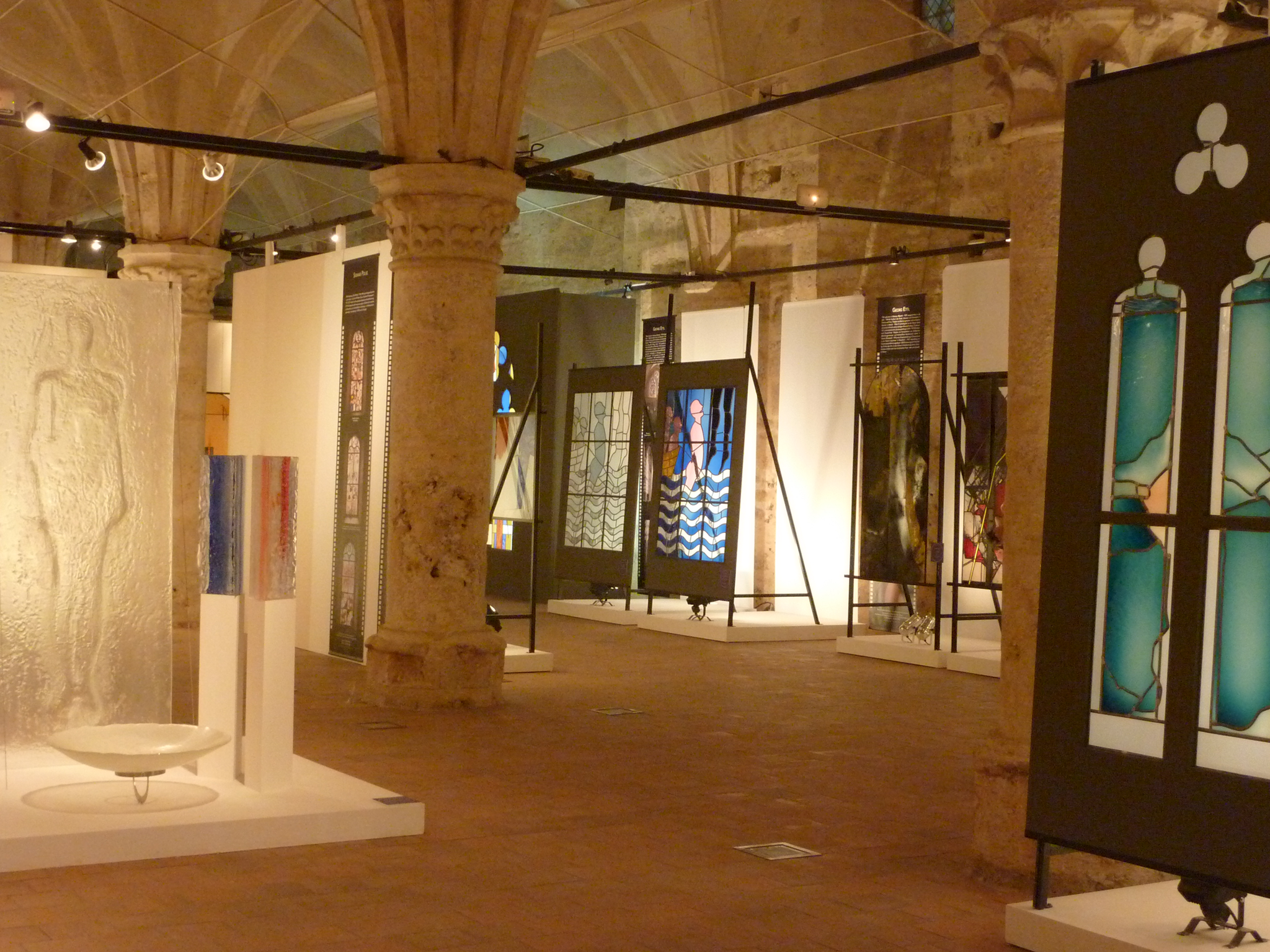 Exhibition Chartres, France 2014 - Photo Renatae Ettl