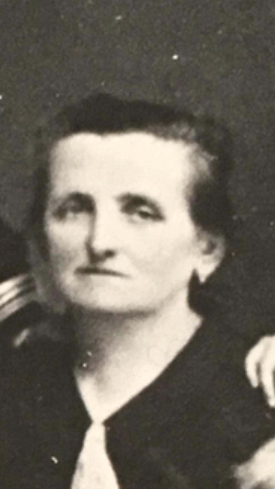 Anna Geringer, Frau von Johann Geringer