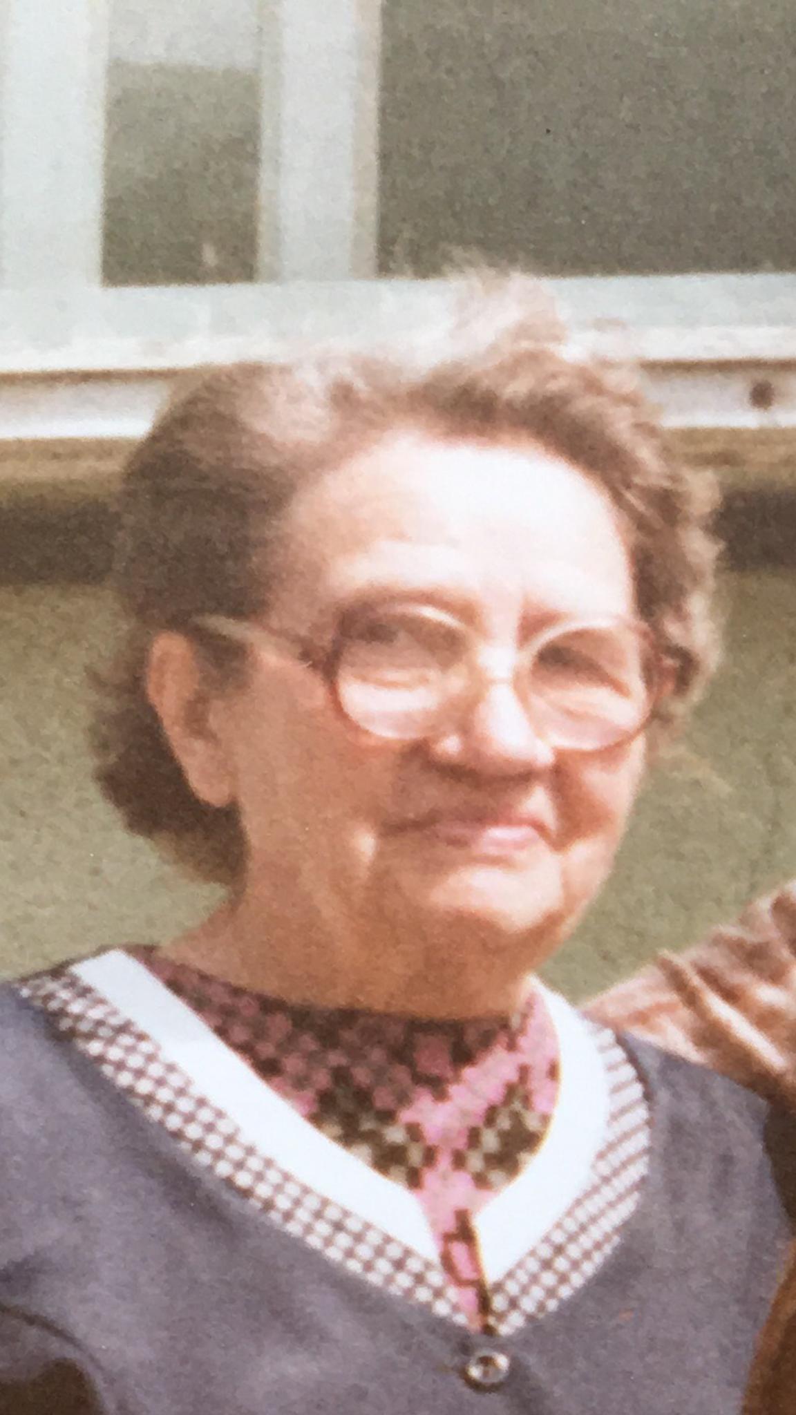 Elisabeth Geringer Verh. Rafac