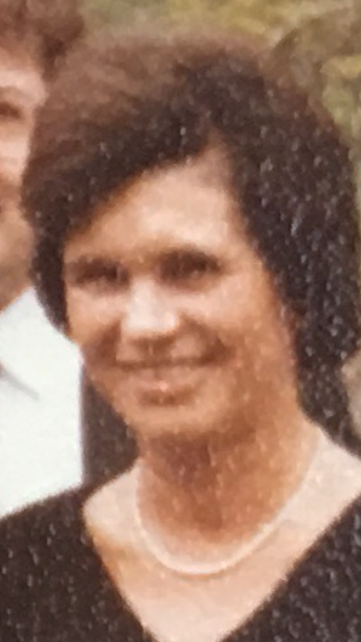 Helga Geringer, Frau von Karl Geringer Wien