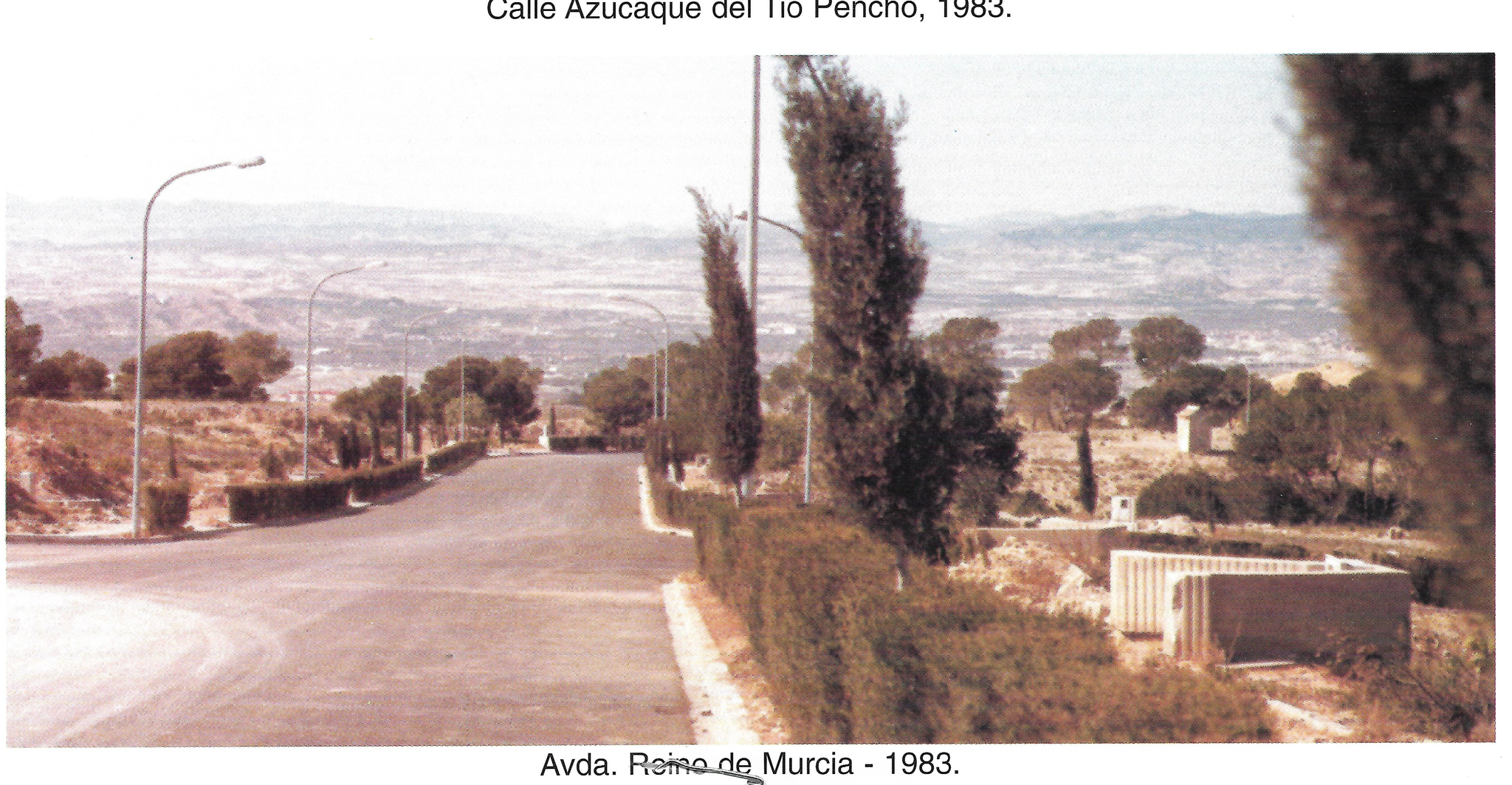 Avenida Reino de Murcia