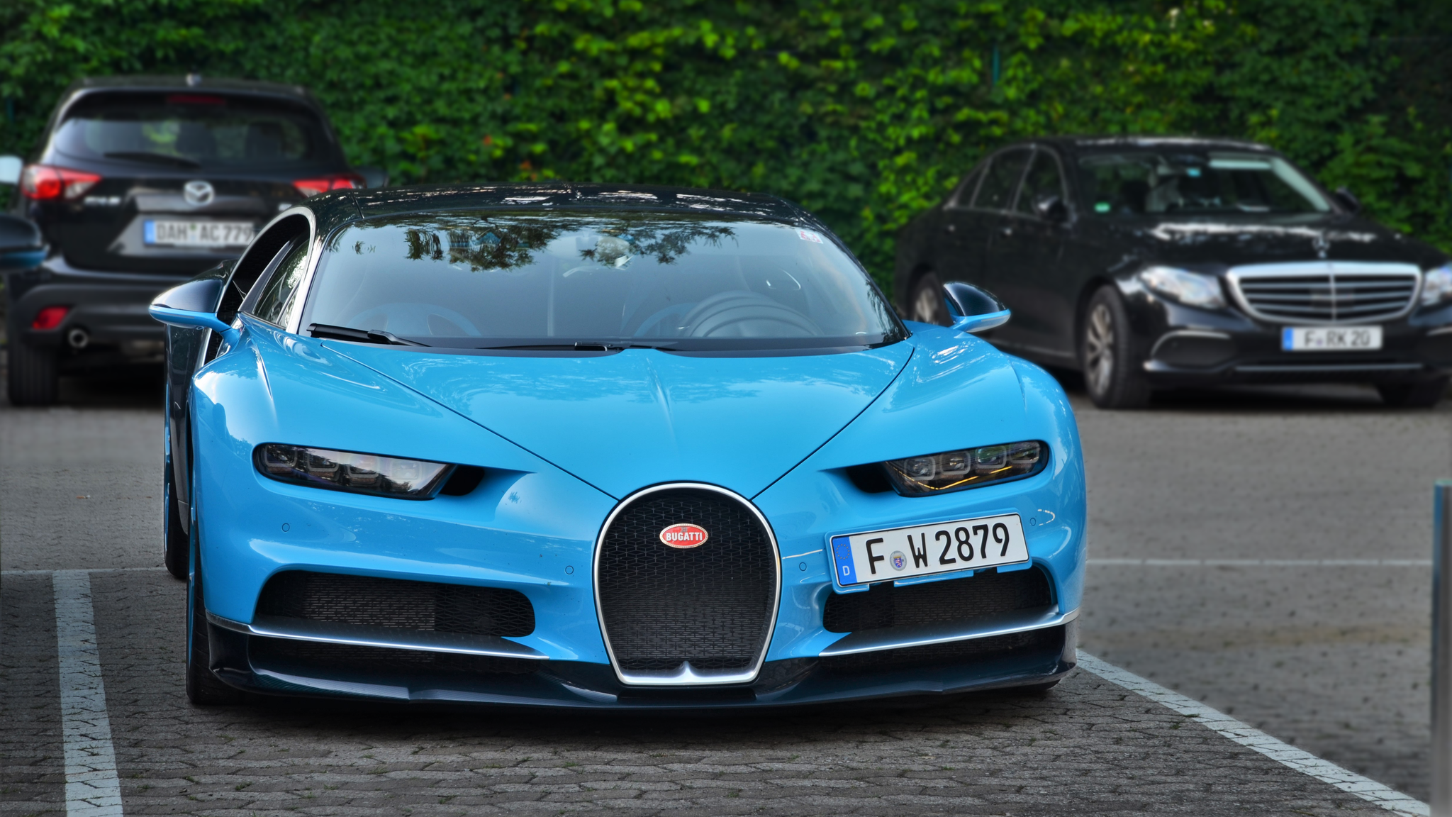 Bugatti Chiron - F-W-2879