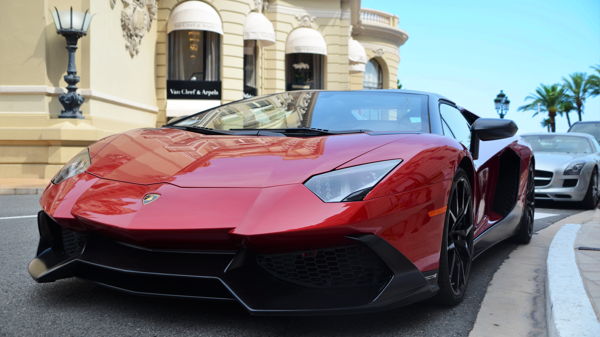 Lamborghini Aventador 50th Anniversary - FSA (USA)