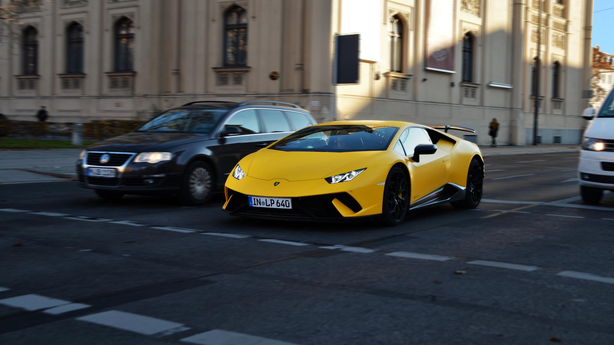 Lamborghini Huracan Performante - IN-LP-640