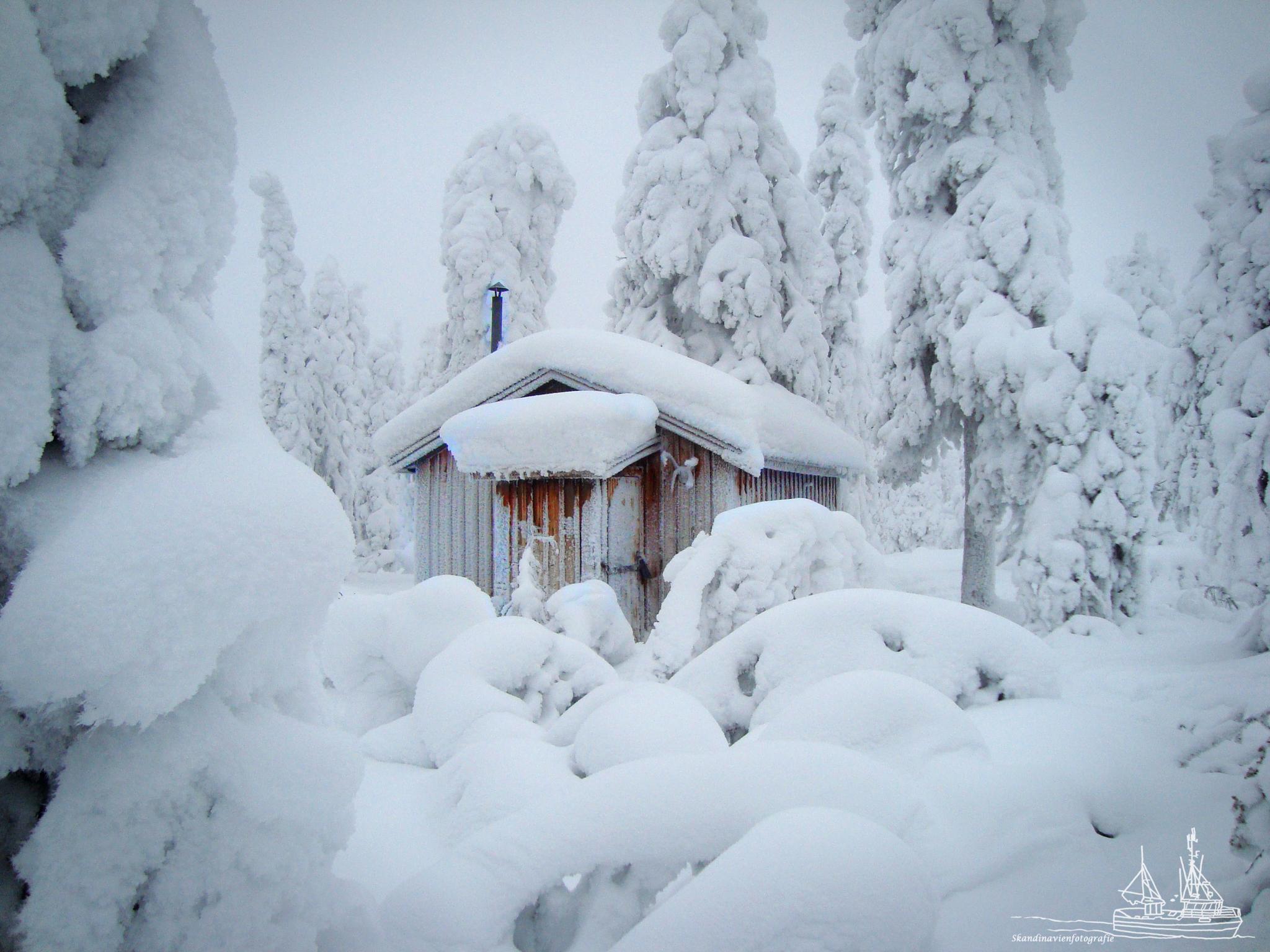 Solberget Schwedisch Lappland
