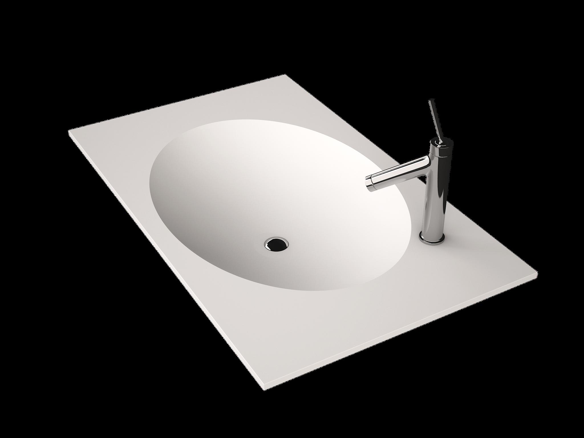 Seno Euclides 58x34 cm (ancho/fondo)