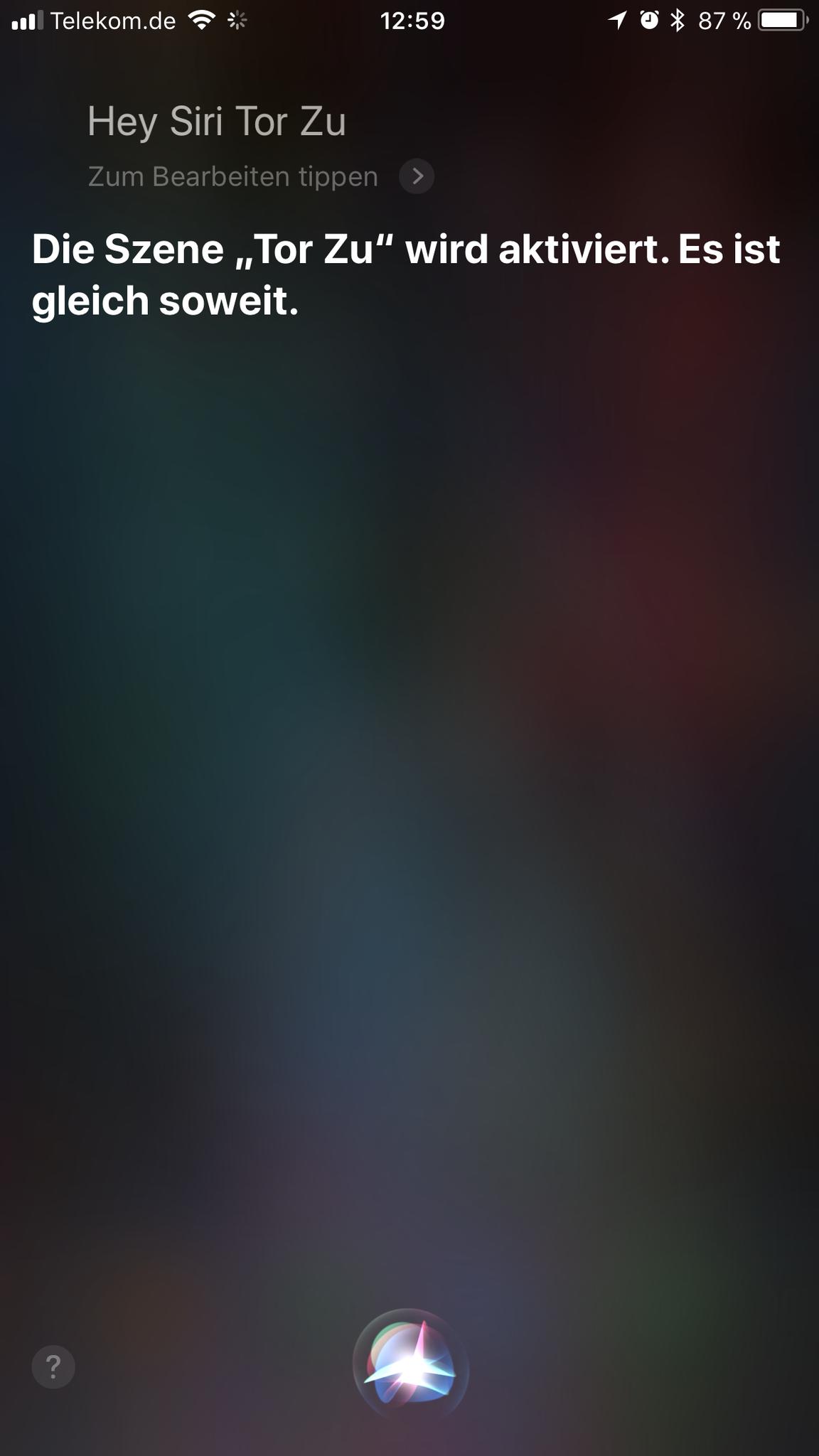 Hey Siri....