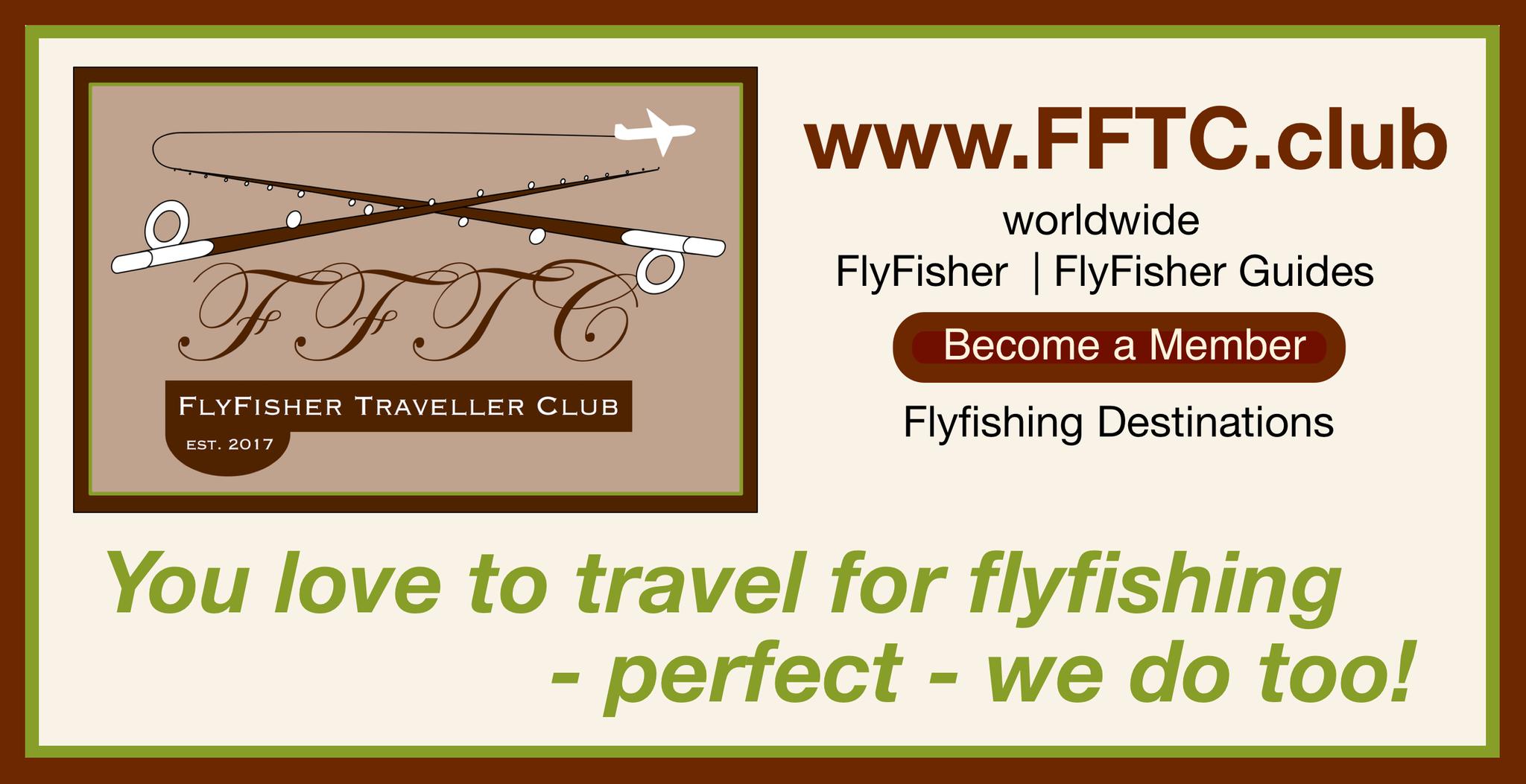 FFTC.club - Fly Fisher Membership - Frontside Flyer 2017!