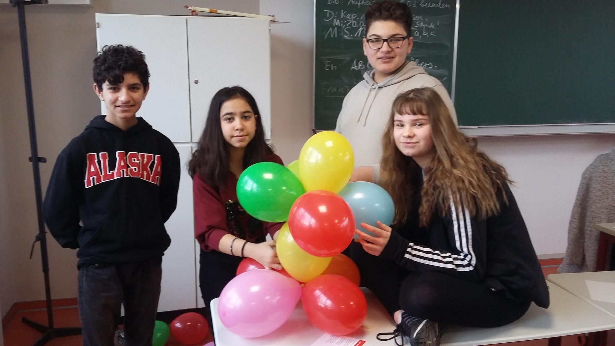 Luftballonturm