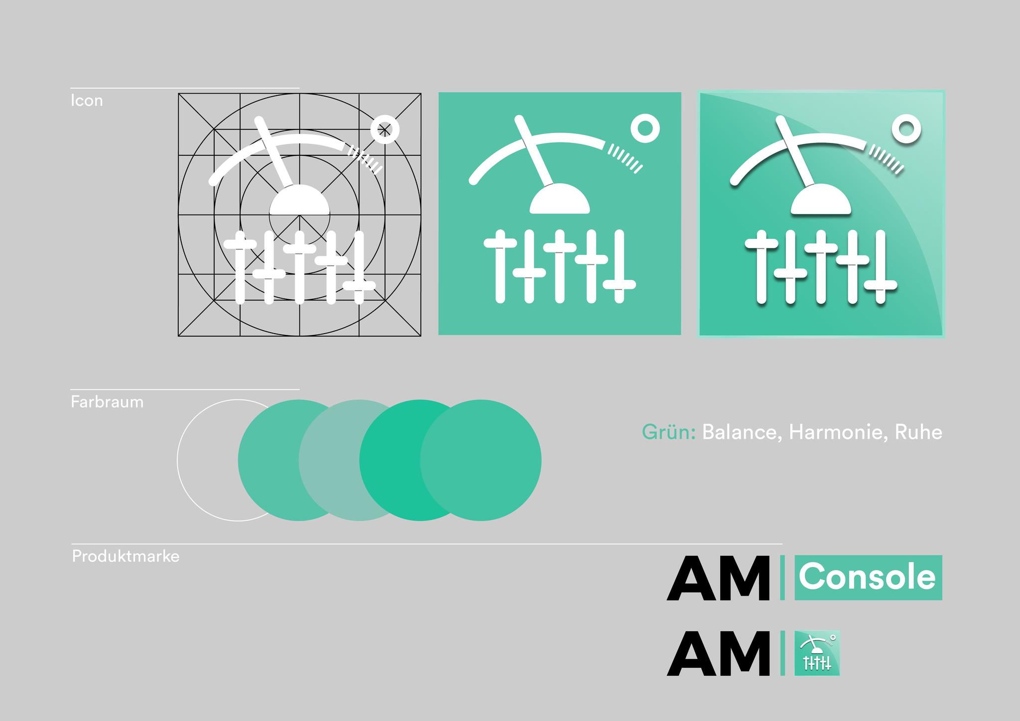 Produkt AM Console