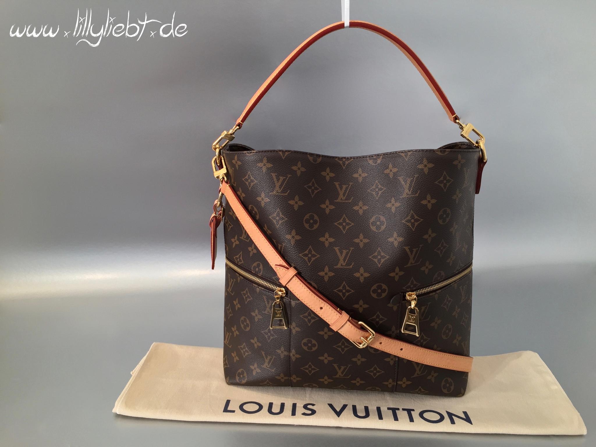 2c757eb80adbb Louis Vuitton Monogram Canvas Melie - Ankauf   Verkauf Second Hand ...