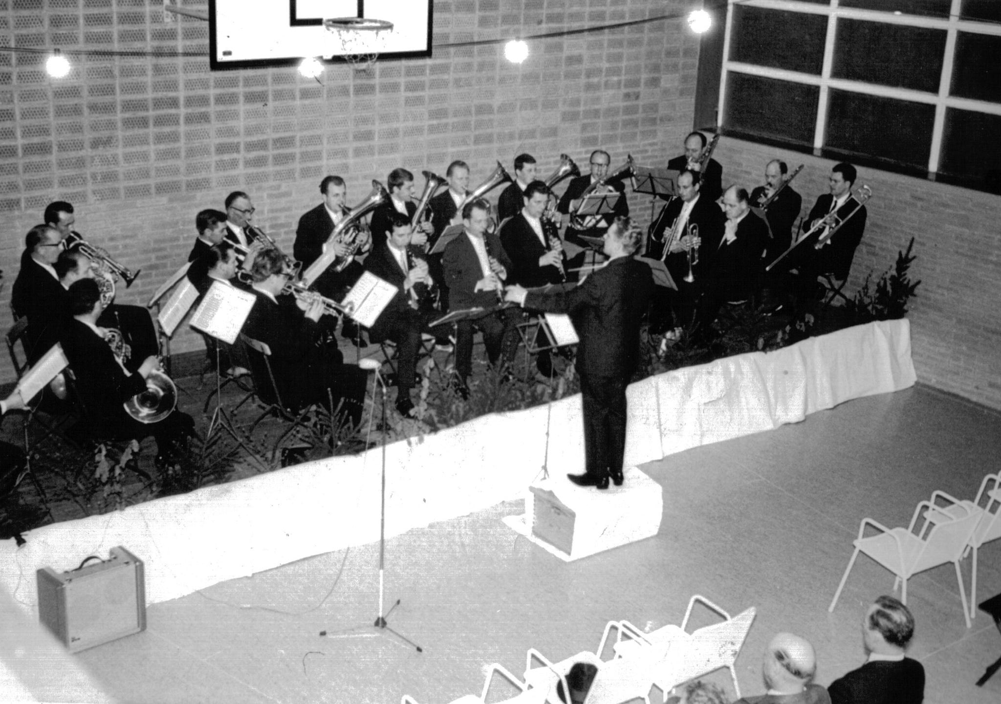 Das erste Konzert (1968)