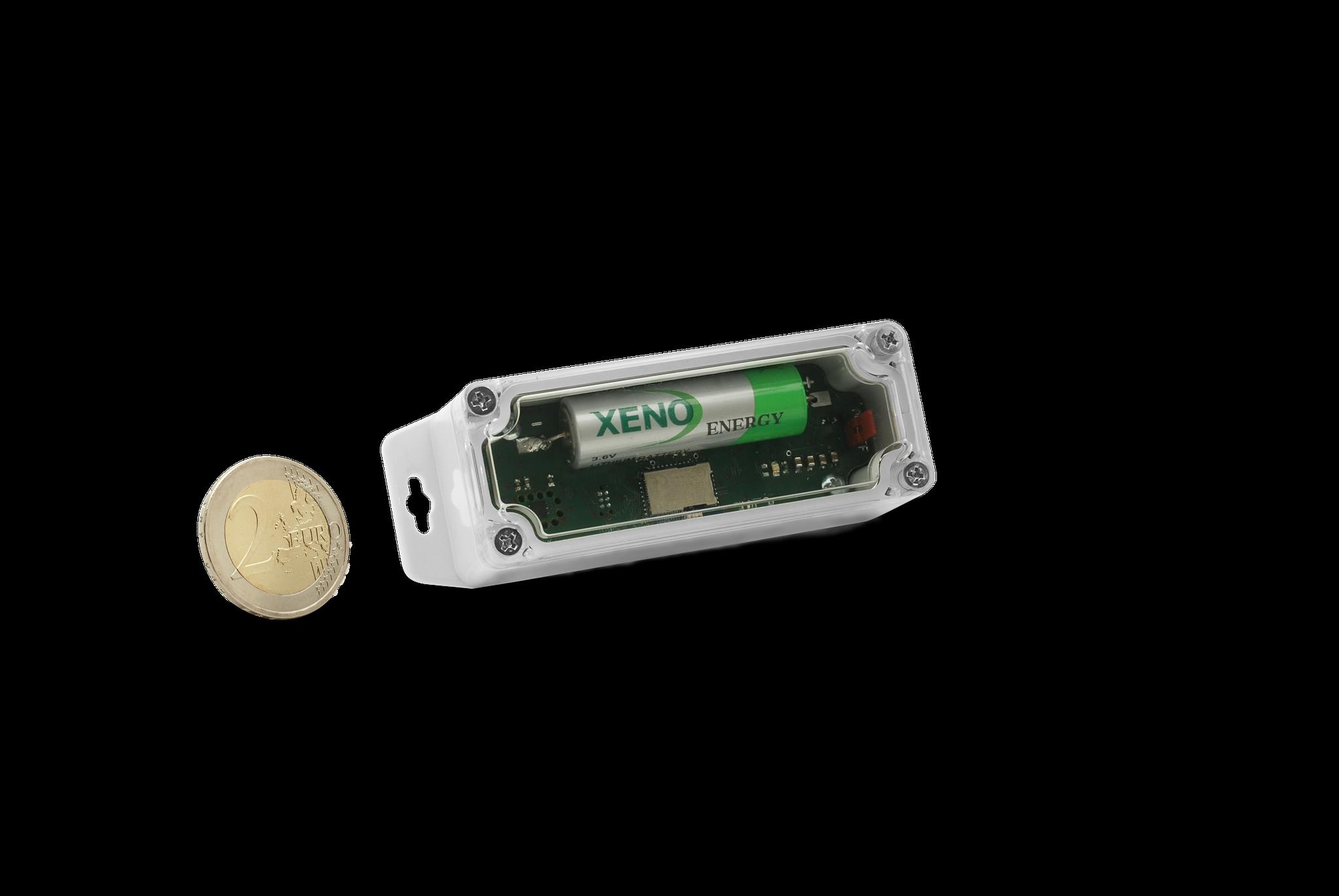 Industrie Smart TAG - umfangreiche Sensorik möglich, z.B. für Temperatur, Luftfeuchte, Licht, Luftdruck, Gas, co2,  3D-Bewegung/Schock/Vibration (Inertial-Sensorik) und andere