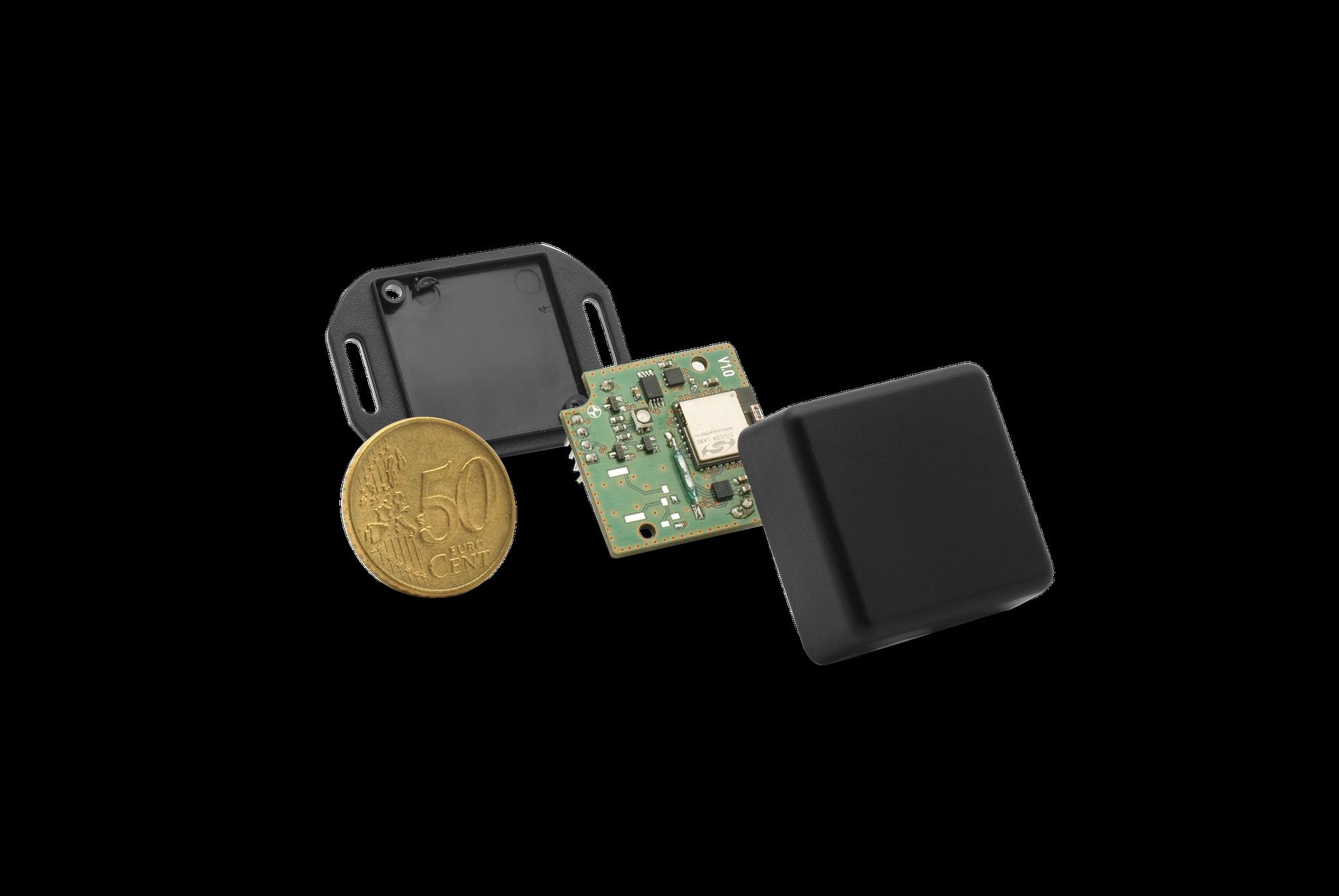 Industrie conbee Smart TAG z.B. für Ladungsträger und Behälter-Management, diverse Sensoren möglich