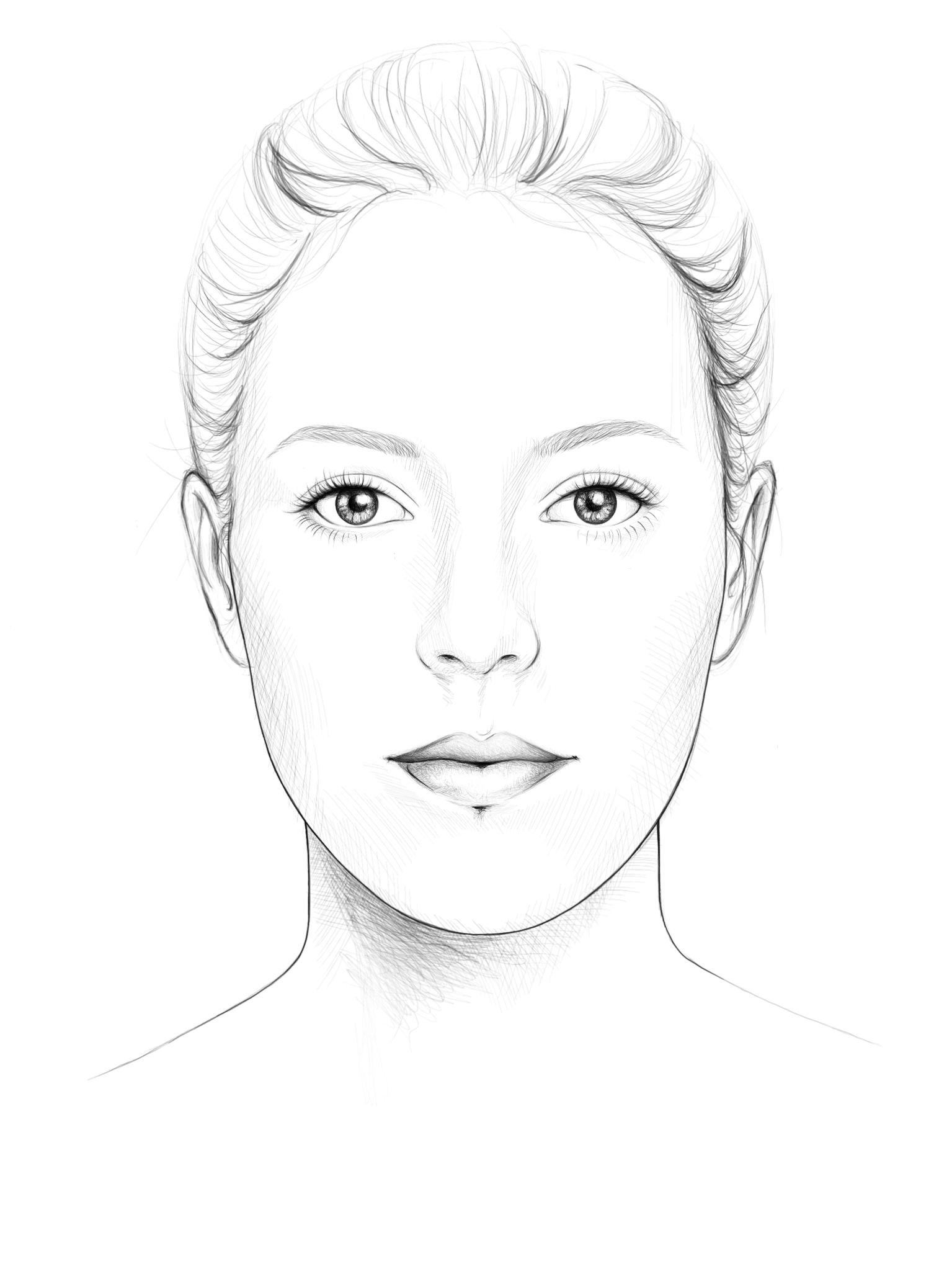 langes Gesicht
